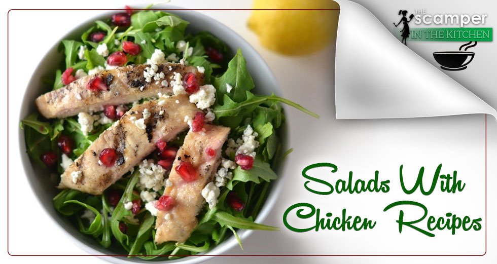 Salads With Chicken