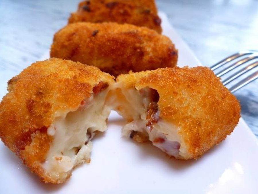 Serrano Ham Croquettes