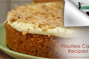Flourless Cake Recipes - Carrot Cake