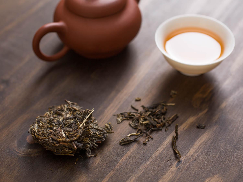 Western way of Pu'er Tea