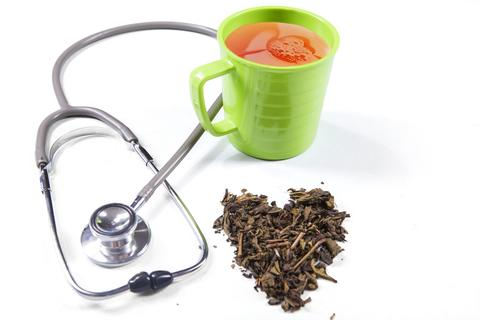 risk and benefits of tea
