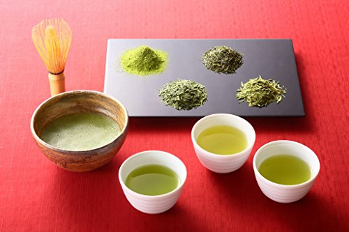 Loose leaf, matcha, or tea bags
