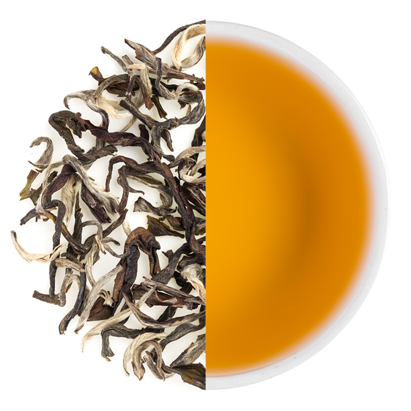 Water Ratio Oolong Tea