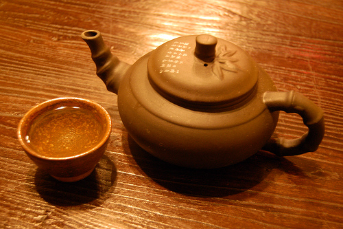 Teapots for Oolong Tea