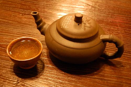 Teapots for Oolong Tea