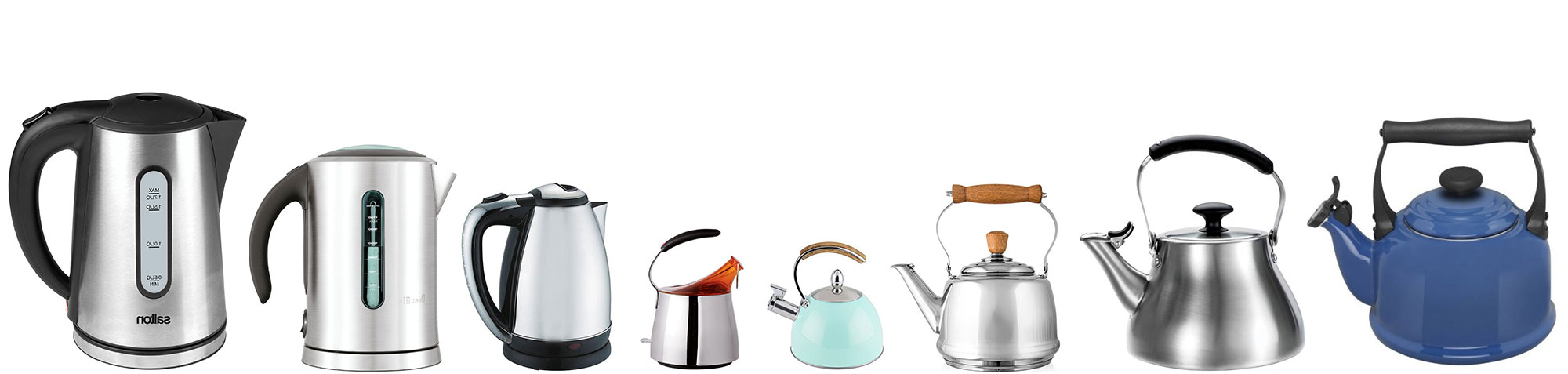 Different Kettles