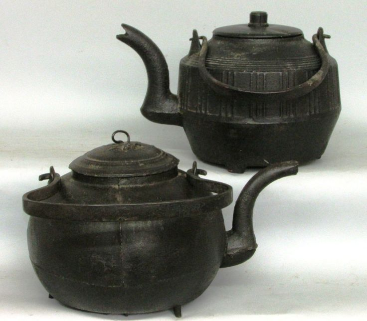 Forms of Kettles