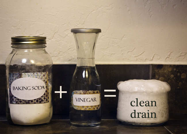Vinegar Baking Soda