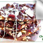 chocolate bark recipes