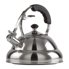 Chef's Secret 2.75 Quart T-304 Stainless Steel Kettle
